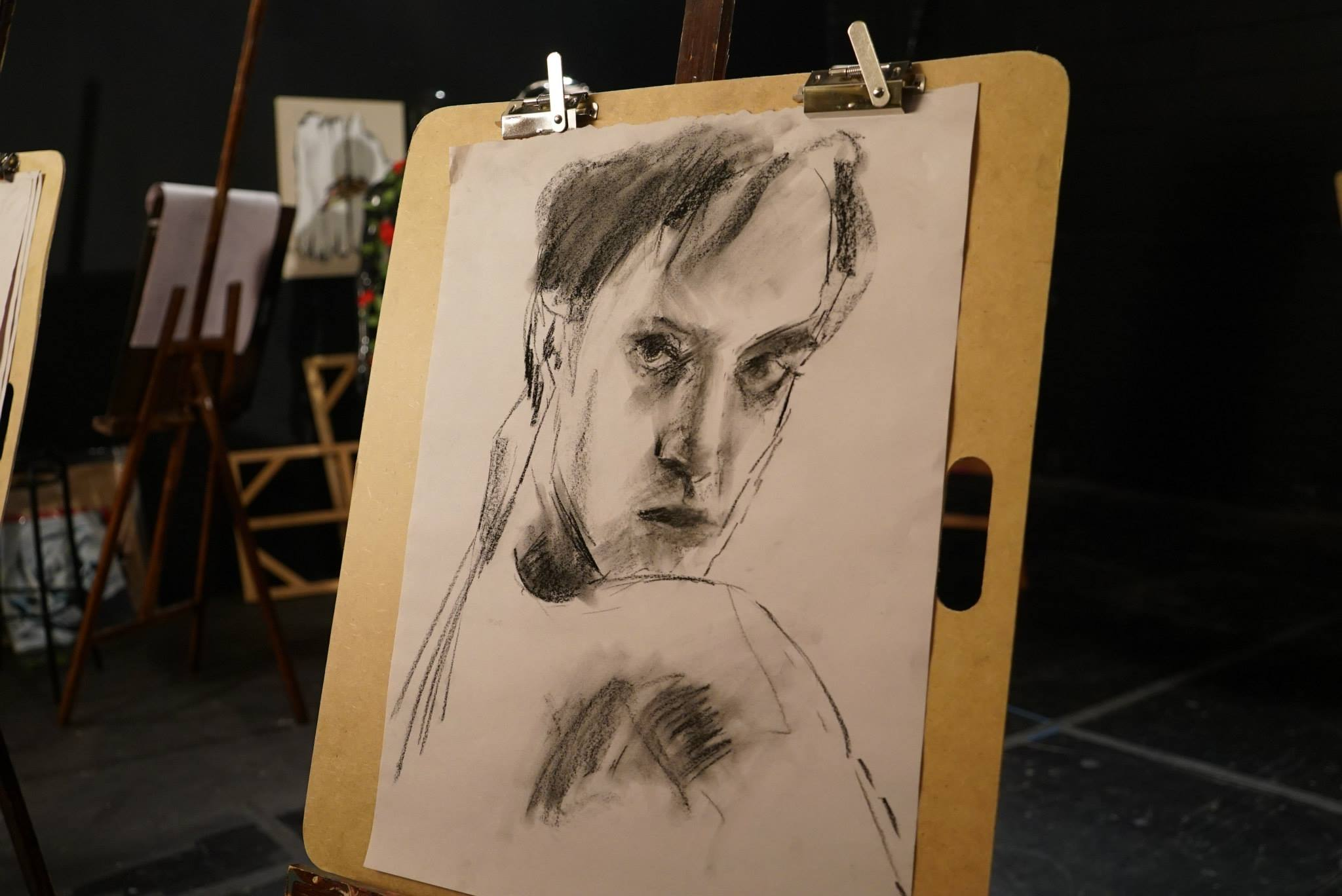 sketch artist for film nyc